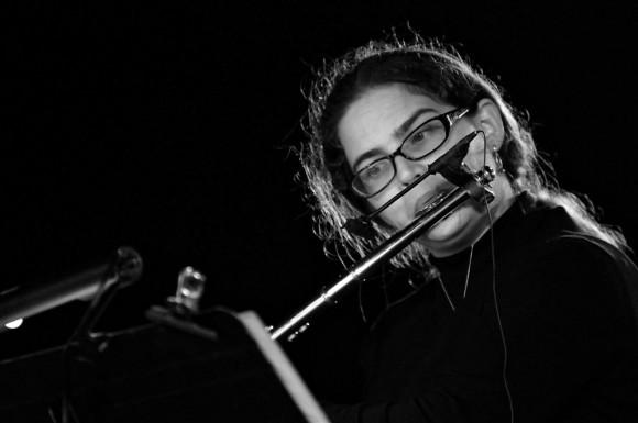 El inconfundible sonido de Niurka. Foto: Roberto Chile