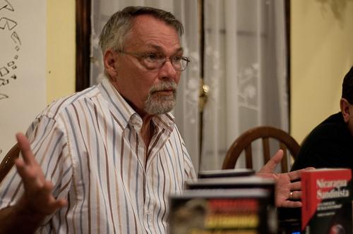 General de División (r), Fabián Escalante Font quién durante años fue jefe de los servicios de Inteligencia de Cuba.