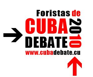 Foritas de Cubadebate 2010