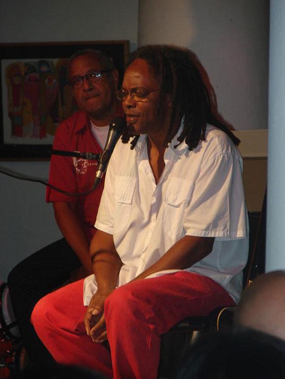 Gerardo Alfonso en concierto