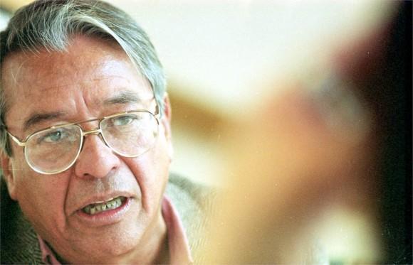 José Agustín, escritor mexicano. Foto: Hugo Salazar, El Economista.