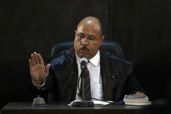 El fiscal del juicio. Foto: Ismael Francisco.