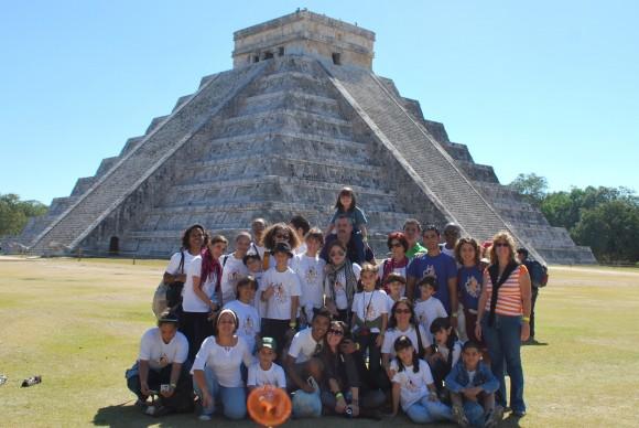 La Colmenita en Yucatán. Foto: Dianik Flores
