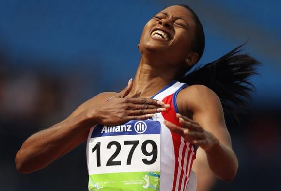 La cubana Omara Durand Foto: IPC World Championships