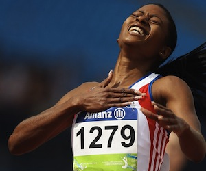 Cuba ganó sexto oro en Mundial de Atletismo para Discapacitados