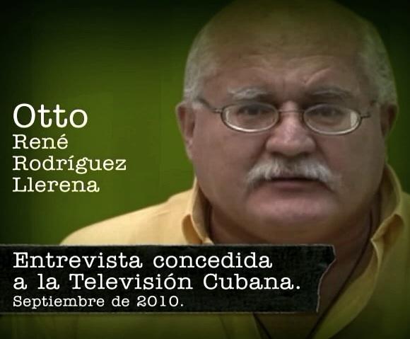 Otto René Rodríguez Llerena, entrevista concedida al Televisión Cubana.