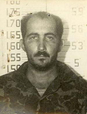 Sergio Gilberto Díaz Morejon, anticastrista que amenazó de muerte al abogado contratado por Venezuela para llevar el caso de la extradición de Luis Posada Carriles