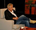 """Sergio Vitier en el programa """"Con 2 que se quieran"""". Foto: Petí"""