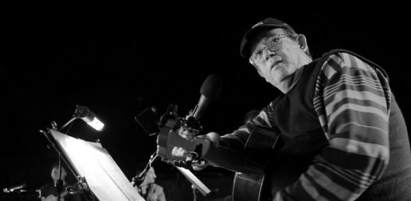 Silvio en concierto. Foto: Roberto Chile