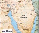 Península de Sinaí