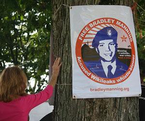 No se olviden del soldado Bradley Manning