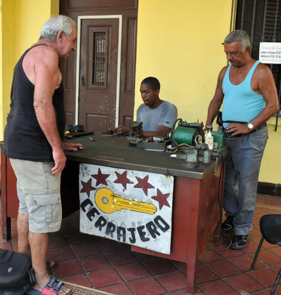 Trabajo por cuenta propia en Cuba