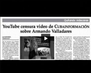 Recuerdan otro caso de censura en YouTube a favor de terrorista
