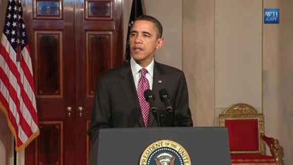 ¿Intenta Obama imitar a Bush?