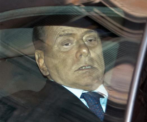 Silvio Berlusconi responderá ante la justicia. Foto: AP
