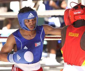 Cubanos ganaron tres veces en torneo Strandzha