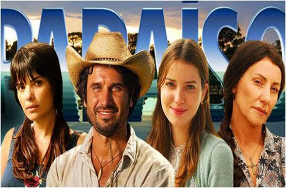 Ciudad Paraíso, novela brasileña de turno