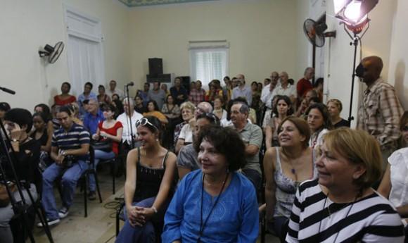 En la UPEC. Foto: Ismael Francisco