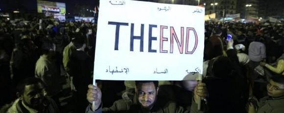 Egipto: Fin de la primera temporada