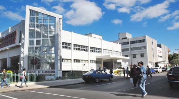 El Instituto luego de la remodelación capital.