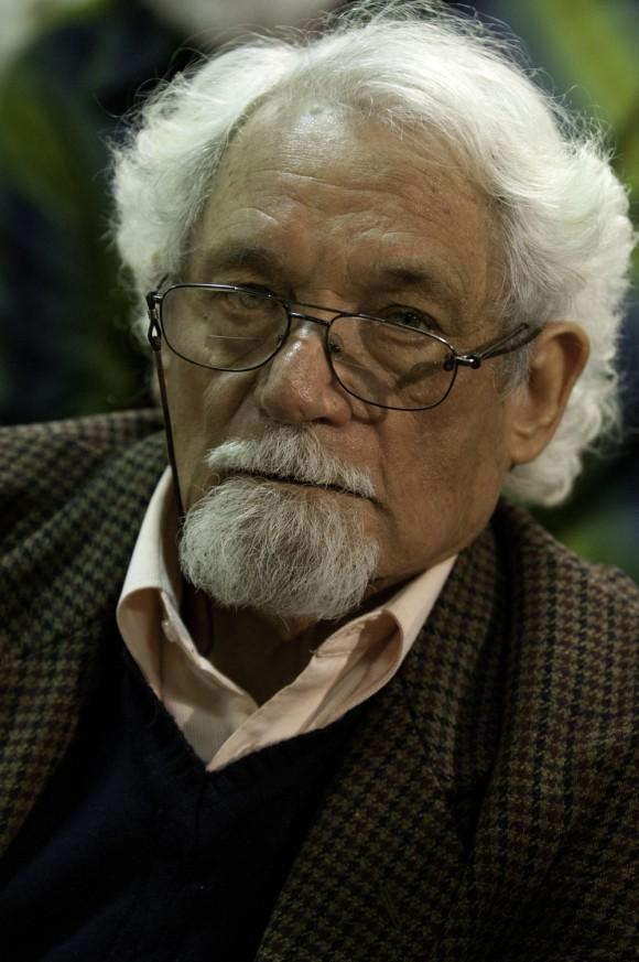 Pablo Armando Fernández. Foto: Roberto Chile