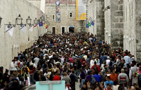 Feria Internacional del Libro de La Habana. Foto: Ismael Francisco