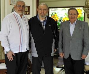 Presidente paraguayo resalta lucidez y salud de Fidel