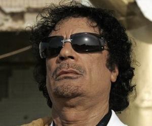 Muammar al Kadafi