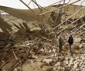 Cuarto día consecutivo de ataques de Israel a Gaza