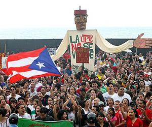 Puerto Rico: Huelga comienza a penetrar lugares ocultos