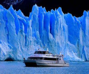 Espectaculares fotos: ¿Por qué los icebergs son azulados?