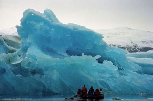 Increíbles Icebergs. Foto: Ikonal