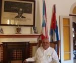 El Delegado Alterno de la Misión de Puerto Rico en Cuba, José Berrio. Foto: La República