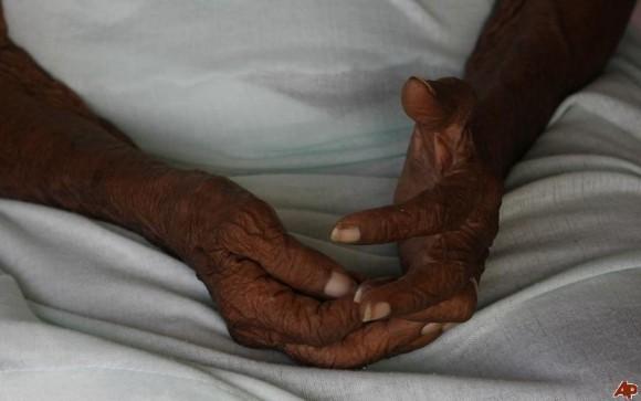 Las manos de Candulia