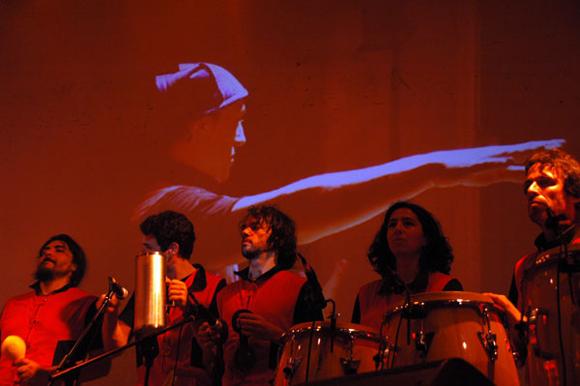 Grupo La Bomba de Tiempo. Foto: Kaloian