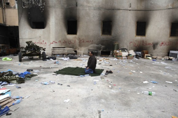 Libia. Foto: Reuters