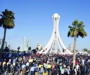 Bahréin: oposición denuncia ocupación tras llegada de soldados sauditas