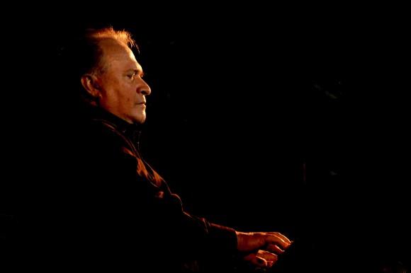 Músico y música siendo. Foto: Alejandro Ramírez Anderson