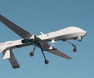 Predator, avión no tripulado diseñado para la CIA