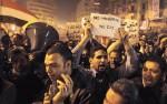 Continúan las protestas en Egipto después del discurso de Mubarak en que informó que permanecerá en el poder hasta las próximas elecciones.