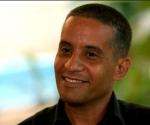 Carlos Serpa, en la Isla de la Juventud.