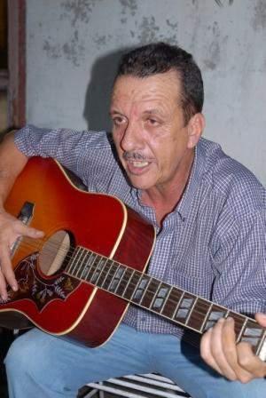 """Rogelio Díaz, compositor de """"La Caldosa de Kike y Marina"""""""