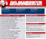 rojadirecta.org, portal de enlaces sobre fútbol