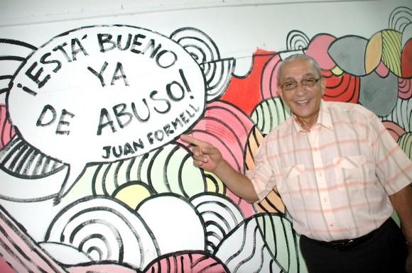 Juan Formell, director fundador de los Van Van