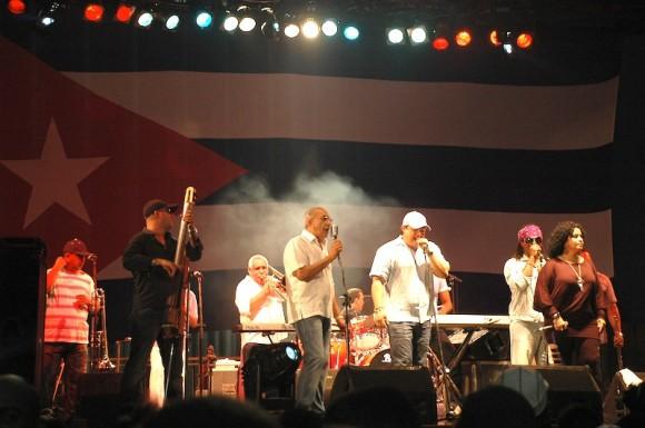 Van Van, orquesta cubana