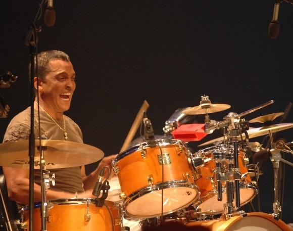Samuel Formell, baterista de los Van Van