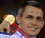 Steeve Guenot, Campeón Olímpico.