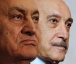 Suleiman y Mubarak