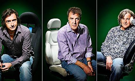 Los mejores presentadores del engranaje (de izquierda), Richard Hammond, Jeremy Clarkson y James May es conocido por su humor descarado, pero la BBC dijo que lo siento si sus comentarios hayan ofendido a los mexicanos. Foto: BBC