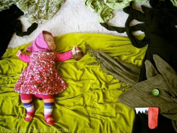 El album de Adele Enersen para su hija Mila